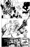 Fearsome four issue 4 by timothygreenII