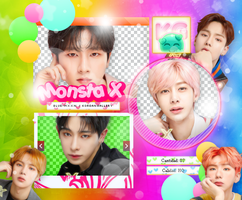 MONSTA X | LENS TOWNS | PHOTOPACK by KoreanGallery