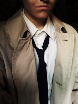 Castiel by sheepscoot