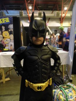 LFCC: Best batman ever by LabyrinthLadyLover