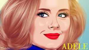 adele by toffee-ian
