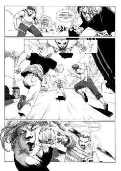 Manga page 0 by Nerirearte