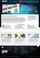 Agency web by GushaT