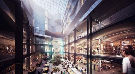 Education Building by momentica-one
