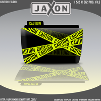 Colorflow Caution Icon by JayJaxon