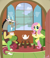 Tea Party~ by LunAFuture39
