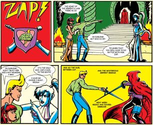 Zap! Fan Strip by vonfolger