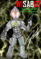 The mighty Wisabot by DarkPrince2007