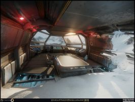 Unknown World by Mellon3D
