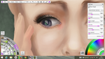 WIP face screenshot by bodnardio