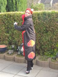 Konan Cosplay I (almost finished) by LadyxOfxLight