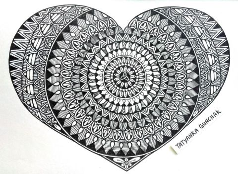 Tatyanka gunchak 39 s deviantart gallery for Coloring pages with lots of detail