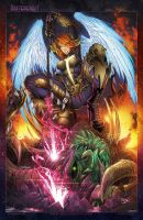 Penny Cover - ANGEL Final by RobDuenas