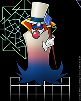 Excellent, Says Count Bleck. by hevromero
