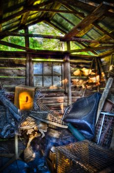 Junky HDR by Levi-The-Reject