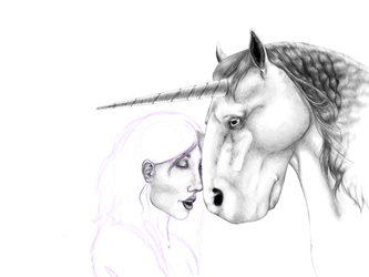 An Encounter Wip4 by royal-violet