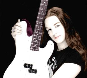 The Softer Side of Bass Guitar by ShanoaRavendare