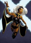 X-Men Month Storm Colored by RobertAtkins