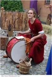 Medieval Music XIII by Eirian-stock