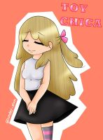 Toy Chica! #FNAFHS by under-elxn