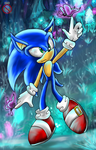 Sonic the hedgehog by shadowhatesomochao