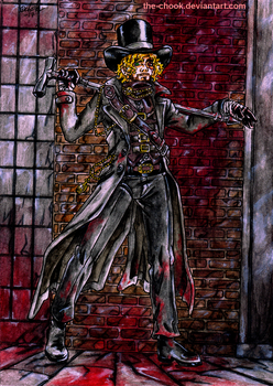 The Hunter - Bloodborne by the-ChooK