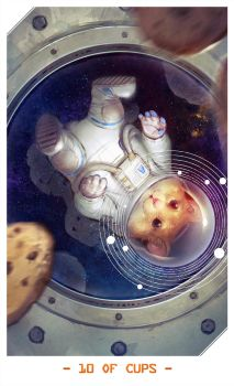 ME: Space hamster by Alteya