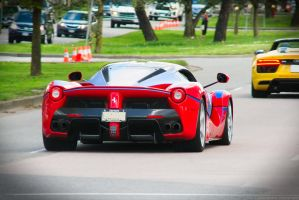 La LaFerrari by SeanTheCarSpotter