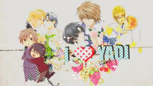 I love Yaoi by Zhini69