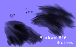 fur brushes by blackwolf816