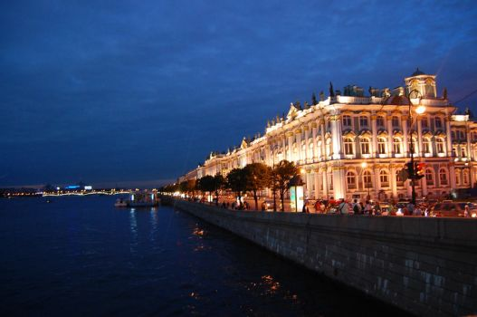 Winter Palace by KanyD-Stock