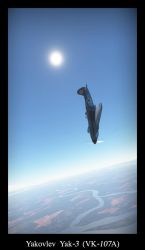 Falling at 447 Mph by Ceratopsia