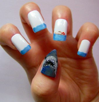 Jaws by KayleighOC