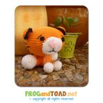 Tigre - Tiger FROGandTOAD by FROG-and-TOAD