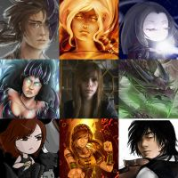 Art VS Artist- Lilith-the-5th by Lilith-the-5th