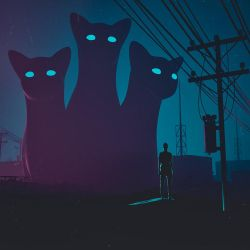Cats - Experiment 19.5 by hotamr