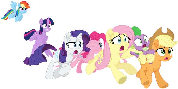 MLP The Movie Vector Favourites By Hendro107 On DeviantArt