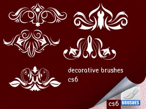 Decorative Brushes by roula33