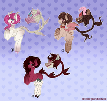 Vday Cowplants - closed by DeffyStables