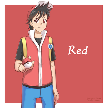 Red by ipokegear