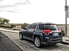 GMC TERRAIN SLE Waiting by AthenaIce