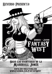 Fantasy West Promo by bjacobo