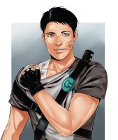 Grayson by LinART