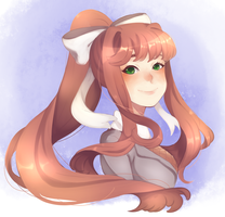 Monika by ChromaticHearts
