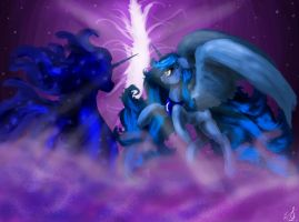 The Battle of Nightmares by Vinicius040598