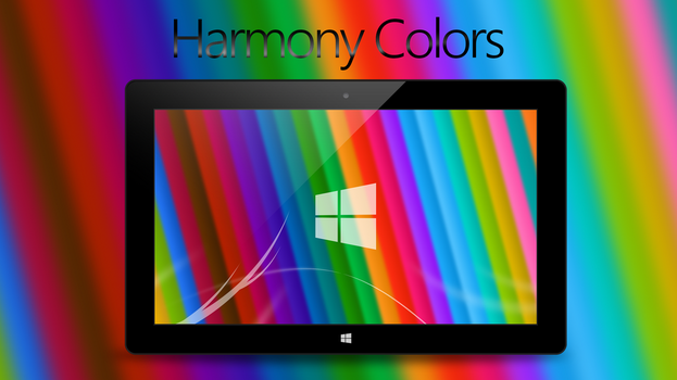 Windows 8 Harmony Colors by MilesAndryPrower