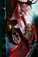 Devil May Cry. Dante by jen-and-kris