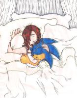 SonicXElise - Sweet Dreams by Yangyang24