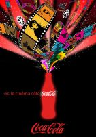 Coca-Cola Cinema by LOWmax911