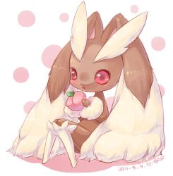 Lopunny by swdd-cat